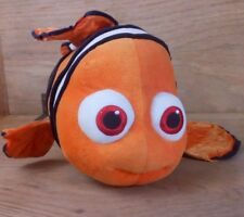 Original Disney store finding Nemo plush teddy with stamp very good condition