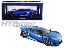 NOREV 1:18 2008 CITROEN GT DIE-CAST BLUE 181613