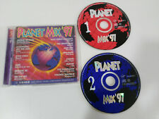 PLANET MIX 97 - 2 X CD  GEORGE MICHAEL SPICE GIRLS MAYOMI OBIAMANN JARRYS