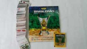 PANINI CAMPEONATO BRASILEIRO 2020 SOFTCOVER ALBUM + LOOSE STICKERS + 1 PACKET