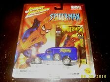 JOHNNY LIGHTNING The SPECTACULAR SPIDER-MAN #257 WWII AMBULANCE DIE CAST NEW