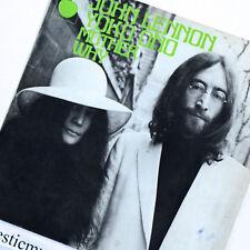 JOHN LENNON MOTHER WHY 7 INCH VINYL 1970 APPLE FRANCE ORIGINAL 45