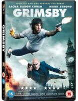 Grimsby DVD Nuovo DVD (CDR4057)