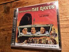 THE RAVEN / AN EV... (Baxter) OOP Kritzerland Ltd Score OST Soundtrack CD SEALED