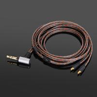 OCC Upgrade BALANCED Audio Cable For DUNU TITAN 3 TITAN 5 in-ear headphone T3T5
