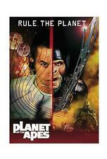 PLANET OF THE APES PLANET DER AFFEN FILMPOSTER RULE THE PLANET