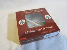 AeroClassics MEA Middle East Airlines Convair CV-990 1:400
