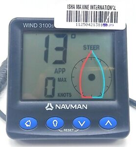 Navman 3100S Series Depth and Speed Transducers