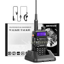 "NKTECH DM-5RX VHF UHF DMR Digital Mobile Two Way Radio Walkie Taklie 8.3"" ANT"