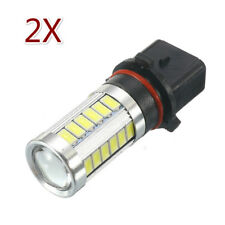2x P13W LED Bulbs Fog Lamps For Audi Mazda Toyota Chevrolet DRL Bulb Xenon White
