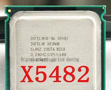 Intel Xeon X5482 / 3.20GHz / 12MB / 1600MHz (SLANZ) 771~775 Server Processor