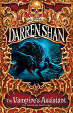 The Vampire's Assistant (The Saga of Darren Shan, Book 2) by Darren Shan (Paperback, 2000)