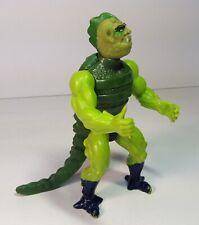 1984 MOTU He-Man Figure WHIPLASH  Masters of the Universe