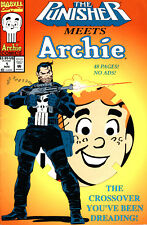 (1994) Marvel Comics The Punisher Meets Archie #! Direct Market Edition!