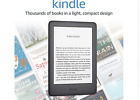 Amazon Kindle (10th Generation-2019) 4GB, Wi-Fi - Black, with Ads