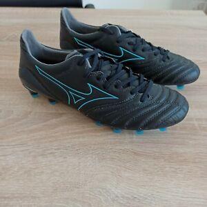 Mizuno Morelia Neo II US 9 UK 8 kangaroo leather soccer cleats football boots