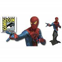 SDCC 2012 Exclusive only 600 made Amazing Spider-Man Movie Bust Metallic Diamond