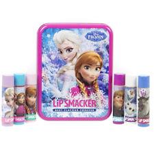 Disney Frozen Lip Balm Pack of 6 Elsa Anna Olaf Lip Smackers Set