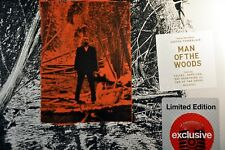 "Justin TIMBERLAKE Man Of The Woods Sealed 12"" Orange VINYL LP Records x2 +downld"
