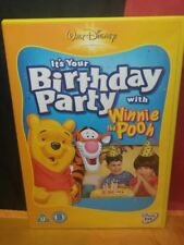 It's Your Birthday Party With Winnie The Pooh (DVD)