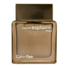Euphoria Intense Cologne by Calvin Klein, 3.4 oz EDT Spray for Men NEW