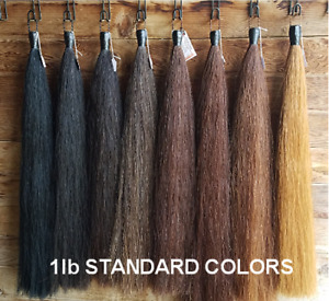 *New FALSE HORSE TAIL EXTENSION CHOICE OF COLOR 1lb KATHYS TAILS Free Bag!