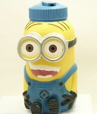 MINION MAYHEM 3D sippy/sports/bottle UNIVERSAL STUDIOS rare DESPICABLE ME
