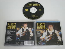 ALEXIS KORNER/THE MASTERS(EAB CD 092) CD ALBUM