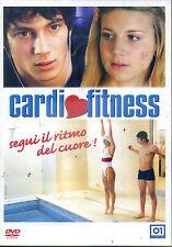 DvD CARDIO FITNESS - (2006) Nicoletta Romanoff   ......NUOVO