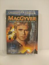 MacGyver: The Complete Fifth Season [3 Discs] (Dvd Used Very Good)