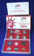 2006-s U.S. Silver Proof Set.  Complete and Original.