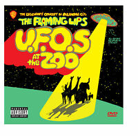 Flaming Lips U.F.O's at the Zoo DVD Jewel Box Sealed
