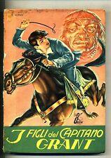Giulio Verne # I FIGLI DEL CAPITANO GRANT # Boschi 1957