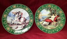 Vintage Limoges Napoleon and Josephine Collector Plates