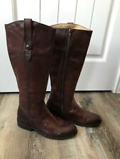 Frye Jayden Button Tall Riding Boots Women's Size 9.5