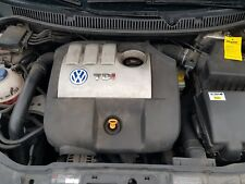 VW Polo 9N Seat Ibiza 1.4 TDI Motor komplett und146 tkm BAY 55 KW .