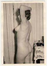 3123a ❚ antico privata nudo, 60er anni Agfa-Brovira