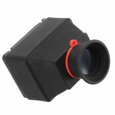 Universal 3 Inch LCD Screen 3x Micro Single Zoom Viewfinder Sunshield for Camera