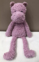 Jellycat Wild Thing Hippo Comforter Baby Soft Toy Plush Pink Retired Very Rare