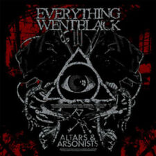 "Everything Went Black - Altars And Arsonists 7"" CURSED LEWD ACTS NAILS TRAP THEM"