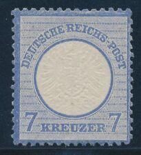 Postfrische Briefmarken aus dem deutschen Reich (1872-1874)