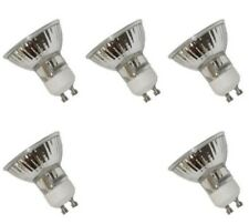 5-Bulbs GU10 120V 35W MR-16 Q35MR16 35 Watts JDR C Halogen Bulb Lamp