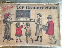 Vintage Libby's Grocery Store Box Only 1920's 1930's RARE in Good Shape FREE SHP