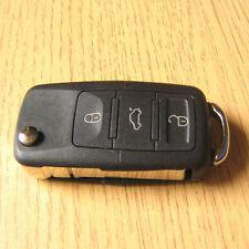 Funkschlüssel GEHÄUSE 3 Tasten VW Golf 4 5 Bora Polo 9n 9n3 Passat B6 B5 T5 GTI