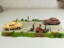 Faller AMS Baustelle, Diorama neu Unbenutzt für die Präsentation Ihrer Fahrzeuge