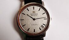 ZENITH Vintage Microrotor Automatic Caliber 10.1 RARE SERVICED
