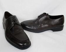 COLE HAAN Nike Air Men's Oxford Dress Classic Split Toe Brown Shoes Sz 11 M