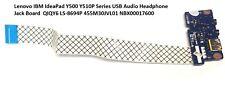LENOVO IBM IdeaPad Y500 Y510P SERIE USB AUDIO JACK AURICOLARI Scheda ls-8694p