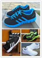 2018 NEW FASHION Mens Running Walking Shock Absorbing Sports Fitness Shoes HOT