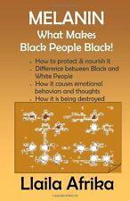 Melanin: What makes Black People Black, New, Free Shipping